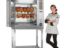 Rotisserie Oven LCR by LBC Bakery Equipment